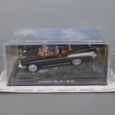 Chevrolet Bel Air James Bond, 1/43 - Macheta auto