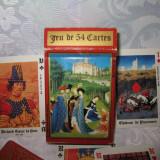 SET 54 CARTI DE JOC GOTICE PARIS FRANTA