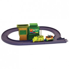 Set De Joaca Safari Mtambo Chuggington Die-Cast - Trenulet Learning Curve