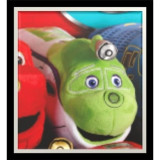 Plush Chuggington Cu Sunet A - Koko