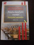 DIDACTICA DISCIPLINELOR ECONOMICE - M. E. Druta - ASE, 2006, 376 p.