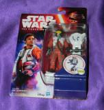 Figurina STAR WARS The Force Awakens Poe Dameron - 9,5 cm  Disney Hasbro, 5-6 ani