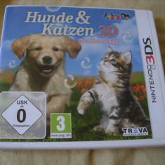 Cats And Dogs Pets At Play - Nintendo 3DS - Jocuri Nintendo 3DS