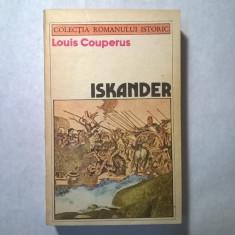 Louis Couperus – Iskander - Roman istoric