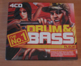 The No.1 Drum and Bass Album (4CD), CD