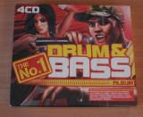 Cumpara ieftin The No.1 Drum and Bass Album (4CD)