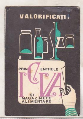 bnk cld Calendar de buzunar 1973 - ICVA foto