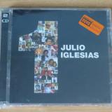 Julio Iglesias - 1 (One) Greatest Hits 2CD - Muzica Pop sony music