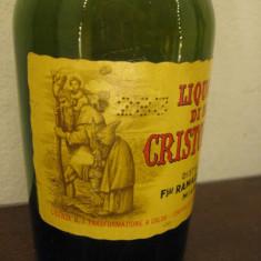 Lichior san cristoforo, ramazzotti (italy), cl 75 gr 40 ani 1960