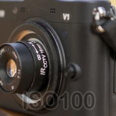 Adaptor Nikon 1 - C mount - Adaptor aparat foto