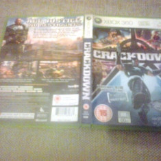 Crackdown - Joc XBOX 360 - Jocuri Xbox 360, Shooting, 16+, Single player