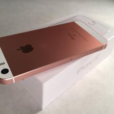 IPhone SE Roz rose gold cadou sarbatori craciun - Telefon iPhone Apple, 16GB
