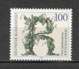 Germania.1990 500 ani cultivarea vitei de vie Riesling  SG.652, Nestampilat
