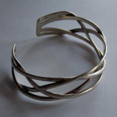 Bratara de argint fixa -756 - Bratara argint