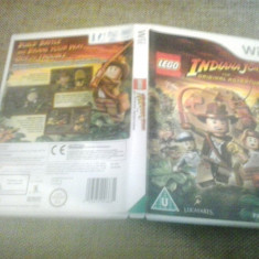 LEGO Indiana Jones the Original Adventures - Joc Wii - Jocuri WII, Actiune, 3+, Multiplayer