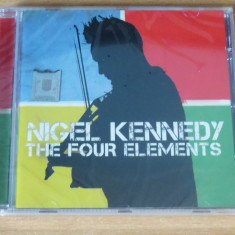 Nigel Kennedy - The Four Elements CD - Muzica Clasica sony music