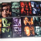The X-Files 1993 2002 10 sezoane DVD - Film serial Altele, Actiune, Romana