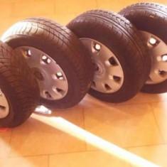 Roti cu cauciucuri anvelope de iarna 195/65R15 - Anvelope iarna Michelin