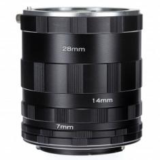 Inele tuburi macro Canon EOS M - Inel macro obiectiv foto