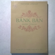 Katona Jozef - Bank Ban {drama istorica}