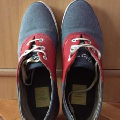 Pantofi casual G-Star - Pantof barbat G Star, Marime: 41, Culoare: Bleumarin