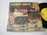 """ROXANA MATEI: Mille Luci, etc. (1963) disc mic (7"""") vinil (cu defect) cu 4 piese"""