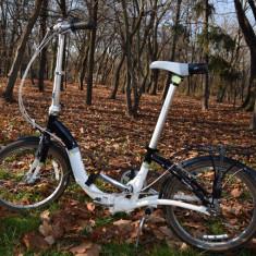 Bicicleta Pliabila Dahon Ciao D5 - Bicicleta pliabile Dahon, 24 inch, 20 inch, Numar viteze: 6
