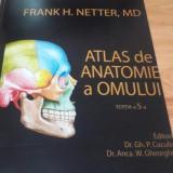 NOU Atlas de Anatomie a Omului F.H. Netter editia a 5-a (romana)