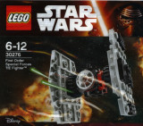LEGO 30276 First Order Special Forces TIE Fighter