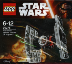 LEGO 30276 First Order Special Forces TIE Fighter foto