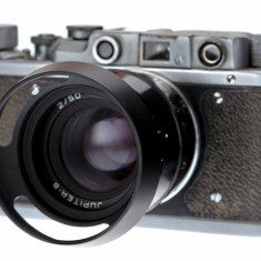Parasolar 40.5mm tip Leica Vented - Parasolar Obiectiv Foto, Filet