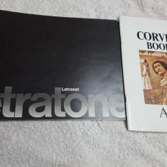 Carti de arta Letratone si Corvina Books
