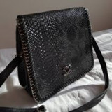 Geanta noua chanel replica - Geanta Dama Chanel, Culoare: Negru, Marime: Medie, Geanta de umar