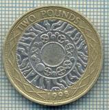 7284 MONEDA- MAREA BRITANIE - 2 POUNDS -anul 1998 -starea ce se vede, Europa