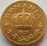 Moneda 1 Leu - ROMÂNIA, anul 1938 *cod 2887