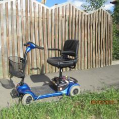 Carucior electric handicap - Scaun cu rotile