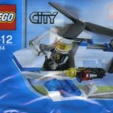 Lego 30014 Police Helicopter - LEGO City