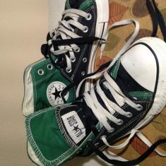 Conversi originali unisex - Adidasi dama Converse, Culoare: Verde, Marime: 39