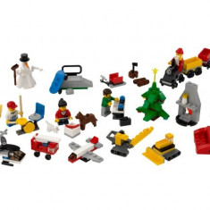 Lego 2824 Calendar Advent City 2010 - LEGO City