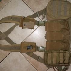 Vesta tactica Condor MCR4 echipata. Airsoft. - Echipament Airsoft