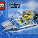 Lego 30017 Police Boat - LEGO City