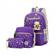 Set rucsac geanta portmoneu. Pt dama/copii. + JUCARIE Cadou Craciun - Rucsac Copii