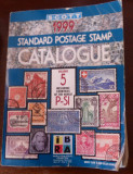 Carte filatelie Catalog Scott 1999, volumul V inclusiv ROMANIA cote netto