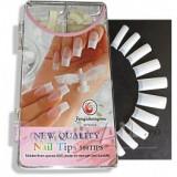 Tipsuri Unghii False 500 Naturale/ transparente, BeautyUkCosmetics