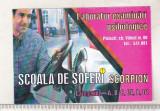 Bnk cld Calendar de buzunar 2004 - Scoala de soferi Scorpion