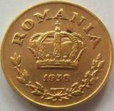 Moneda 1 Leu - ROMÂNIA, anul 1938 *cod 2885