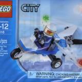 Lego 30018 Police Microlight - LEGO City