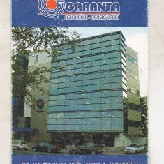 bnk cld Calendar de buzunar 2003 - Garanta
