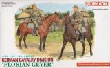 + Macheta 1/35 Dragon 6046 - German Cavalry Florya Geyer +