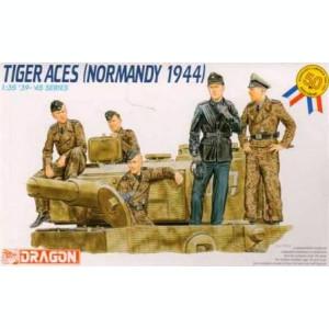 + Kit figurine 1/35 Dragon 6028 -  Tiger Aces +